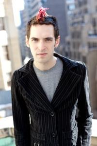 Composer Nathan Leigh